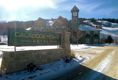 Calabogie Ski Package